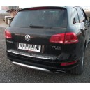 Ø 70 VWTU.55.45XX VOLKSWAGEN TOUAREG 2010+ REAR PROTECTION U BAR