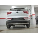 Ø60 KISP.55.1426 KIA NEW SPORTAGE 2010 REAR PROTECTION BAR