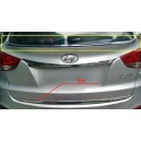 3208052 HYUNDAI IX-35 2010+  Chrome  Under Rear Trunk S. Steel