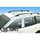 3205139 HYUNDAI  SANTA FE 2010+ Chrome Side Door B-Pillars Lids 6 Pcs. S.Steel
