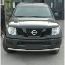 Ø60 NINA.33.2176 NISSAN NAVARA D40 2005+ PRONT PROTECTION BAR SINGLE LINE - CITY BAR