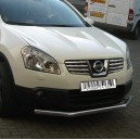 Ø60 NIQA.33.2066 NISSAN QASHQAI 2007+ FRONT PROTECTION BAR