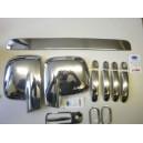 CHROME SET VOLKSWAGEN TRANSPORTER T5 2003+ FULL SET