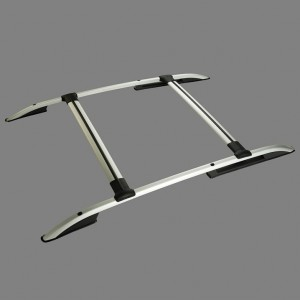 CIBE.73.0417 CITROEN BERLINGO MULTISPACE ROOF RAILS+CROSS BARS SET