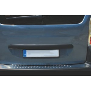 1524093 CITROËN BERLINGO 09.08+  Chrome Rear Bumper Sill Cover S. Steel