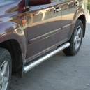 Ø70 B1 NIXT.43.2270 NISSAAN X-TRAIL MK1 SIDE BARS PAIR