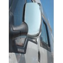 2621111 FORD TRANSIT MK6,MK7 2003+ Chrome Mirror Cover 2 Pcs. Abs