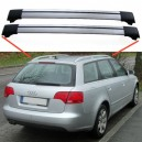 Audi A4 B7 Avant Facelift 2004–2008 Aero Cross Bars Set