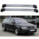 Audi A6 C5 Avant Estate 1999–2005 Aero Cross Bars Set
