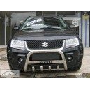 SUGV.35.3198 SUZUKI GRAND VITARA 2005+ FRONT GRILL BAR / LOGO 60mm