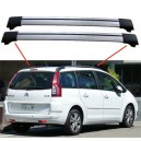 Citroen C5 Tourer MK1 2001-2008 Aero Cross Bars Set Aluminium Spoiler