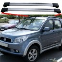 Daihatsu Terios SUV 2006-2011 Roof Rack Aero Cross Bars